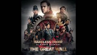 Ramin Djawadi  Nameless Order The Great Wall OST