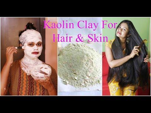 Buhok mask facial na may cocoa powder