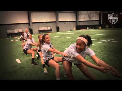 ROTC Team Building — Obstacle Course - YouTube