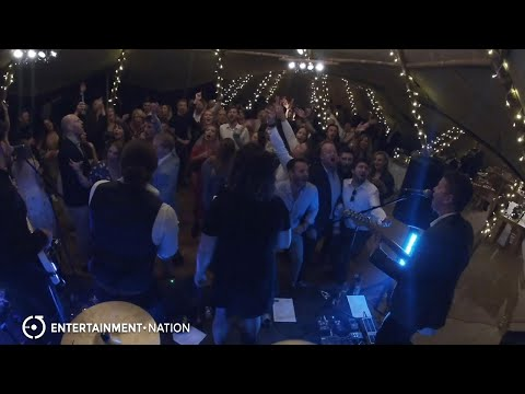 The Groove Masters - Live Tipi Wedding