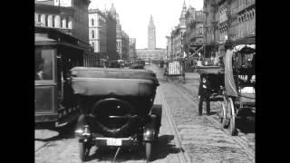 A Trip Down Market Street, 1906: W/ NEW FOOTAGE!!!