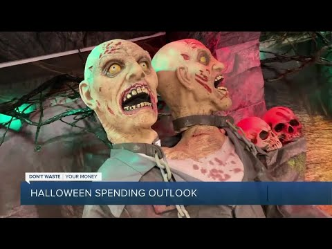 Dont Waste Your Money: Halloween spending outlook