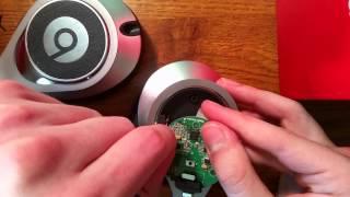 FIXTHEBEAT.COM How to fix and repair beats by dre executive headphones broken speaker