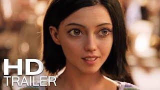 ALITA: ANJO DE COMBATE | Trailer (2018) Legendado HD