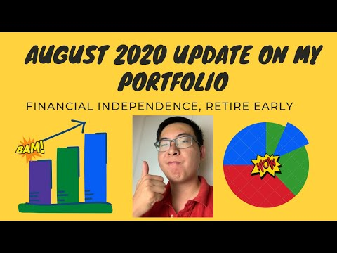 Tesla Stock Split, Updates On Air Canada, FB, MSFT, and Hyliion – My Portfolio As Of August 2020!