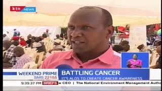 Mater Hospital holds free prostrate cancer screening services