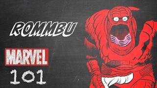 Rommbu – Monsters Unleashed