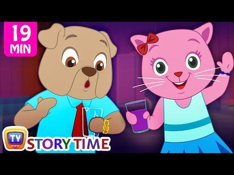 The Fruit Juice Prank | Cutians Cartoon Comedy Show For Kids | ChuChu TV Funny Prank Videos