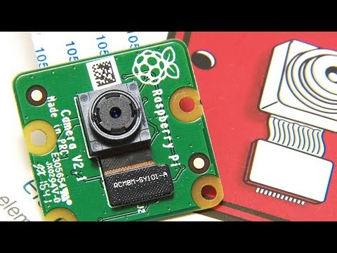 Raspberry Pi Night Vision Camera For Motioneye(os) by