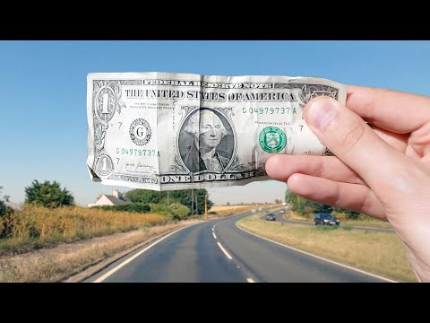 A Million Dollars vs A Billion Dollars, Visualised: A Road Trip