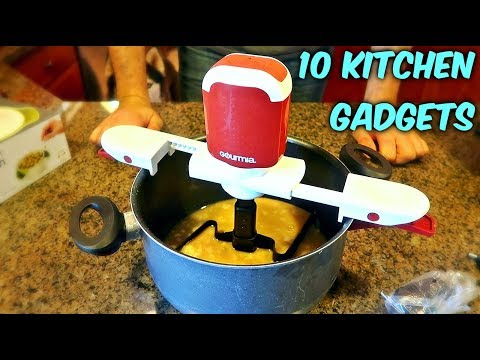 10 Kitchen Gadgets put to the Test - Part 21