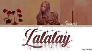 SUNMI (선미)   'LALALAY' (날라리) Lyrics [Color Coded_Han_Rom_Eng]