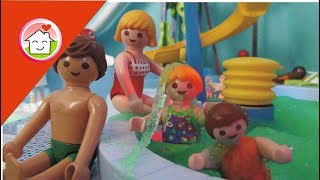 Playmobil Film Deutsch Glibber – Und Schaumparty Im Aquapark Von Family Stories / Kinderserie