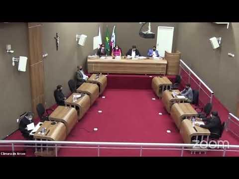Reunião Ordinária (15/02/2021) - Câmara Municipal de Arcos