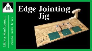 How to Make an Edge Joining Jig