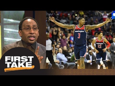 Stephen A. Smith says Cavaliers should fear Wizards | First Take | ESPN