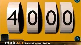 Zombie Invasion T Virus для Android   mob ua