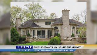 Today's Dish: Tony Soprano's house hits the market