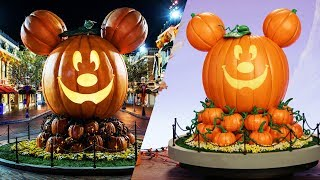 Main Street Mickey Pumpkin   Disney DIY By Disney Family