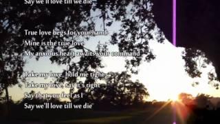 "♥ ""Take My Love"" - Frank Sinatra"