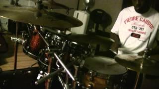 Chipmunk Saviour  - Drum cover
