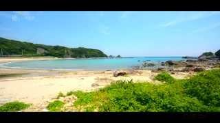 癒し動画/紀南の海・自然音/和歌山県観光スポット