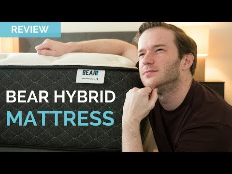 Bear Hybrid Mattress Review: Will It Help You Recover?