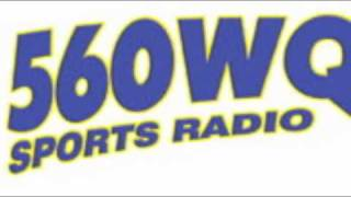 "Athletic Director Doug Buckley on 560 WQAM's ""inside the paint"""