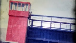 preview picture of video '8mm 1986 Schiffshebewerk Lüneburg (Scharnebeck)'