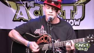 Chris Rene - Where Do We Go From Here (iHeartRadio Charlotte Studios)