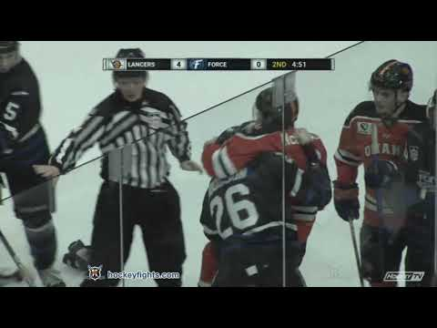 Tucker Hodgson vs. Hunter McDonald