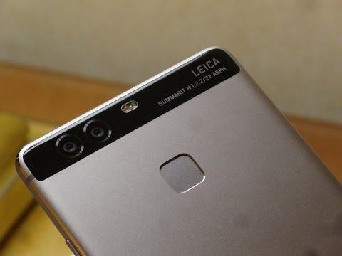 Huawei P9, Unboxing e prime impressioni