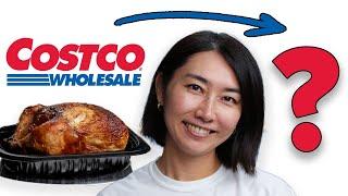 Can Rie Make Costco Rotisserie Chicken Fancy?