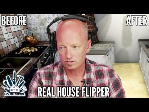Real House Flipper Renovates a House in House Flipper • Professionals Play
