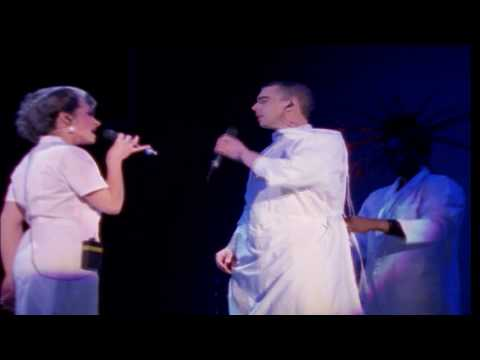 Pet Shop Boys - So Sorry, I Said (live) 1991 [HD]