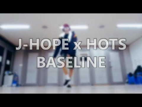#BASELINECHALLENGE J-HOPE - BASELINE DANCE (Hope On The Street) [BTS || HIXTAPE: HOPE WORLD]