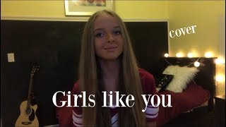 Maroon 5 - Girls Like You - Cover Diana
