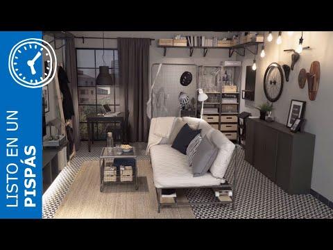 4 ideas para salones pequeños en un pispás - IKEA