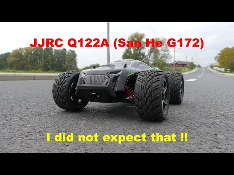 JJRC Q122A (San He G172) - I did not expect that !!