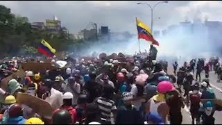 Venezuela: Video Footage Exposes Brutal Repression