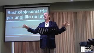 Bashkëpjesëmarrje për ungjillin në lutje Romakeve 15:14-33 Pjesa 6