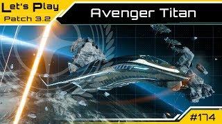 Star Citizen 3.2 PTU - Avenger Titan Rework - FIRST LOOK   LetsPlay [Deutsch/German]