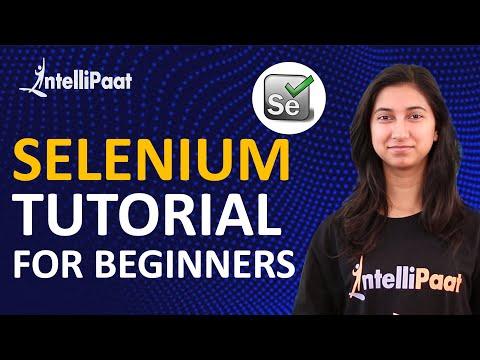 Selenium Tutorial for Beginner