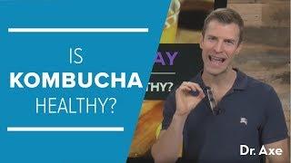 The Many Benefits of Kombucha