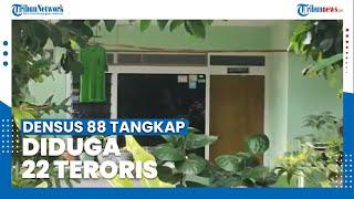 Densus 88 Tangkap 22 Diduga Teroris di Jawa Timur, Diduga Jamaah Islamiyah