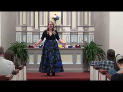 Senior Vocal Recital: Gabrielle Siebenaller