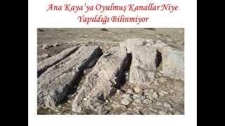 preview picture of video 'KONYA BOZKIR ZENGİBAR KALESİ '' ISAURA NOVA ANTİK KENTİ '' ( 2 )'