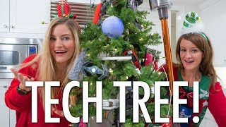 2018 Tech Christmas Tree!