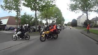 Balade Enorev - Les motards de Brocéliande - 08/05/2016