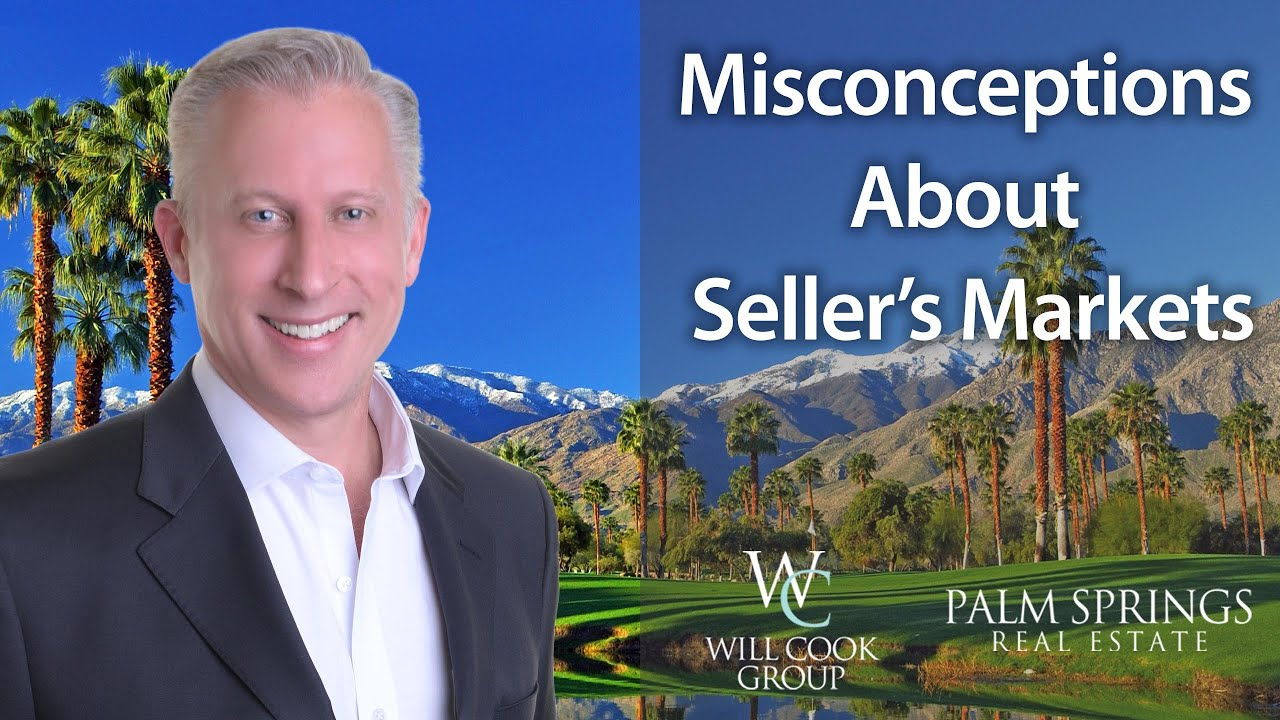 Don't Fall for These Seller's Market Misconceptions